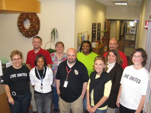 Day Nursery United Way Campaign Ambassadors