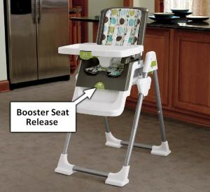 Fisher-Price 3-in-1 High Chair to Booster