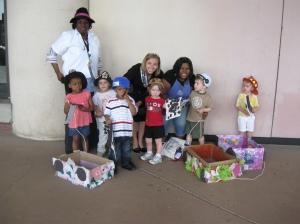 Miss Belinda's Preschool 1 class