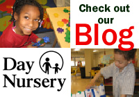 Day Nursery blog icon for website