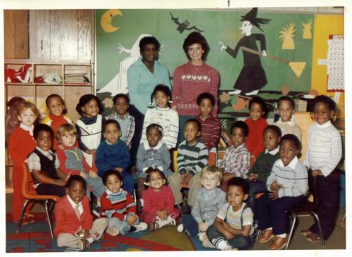 Day Nursery Lilly Center 1984