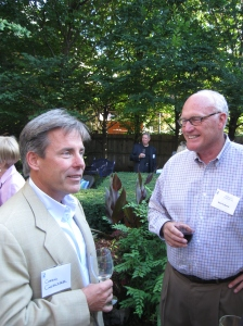 Greg Goelzer of Goelzer Investment Management and and our host David Berst