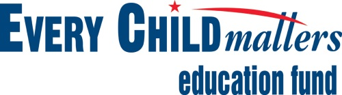 Every Child Matters Education Fund logo