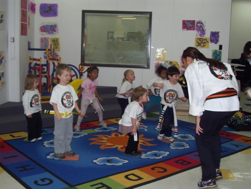 Crouching Tigers Day Nursery Federal Center