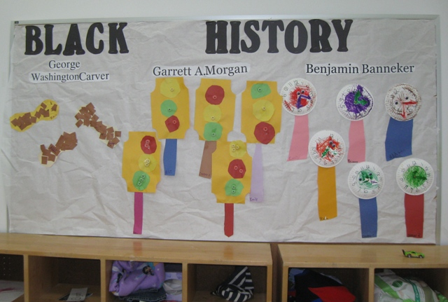 preschool black history what i learned about black history from day nursery 208