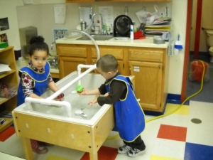 Day Nursery Northwest Center water table