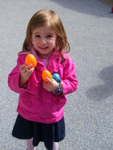 Day Nursery Indianapolis easter egg hunt