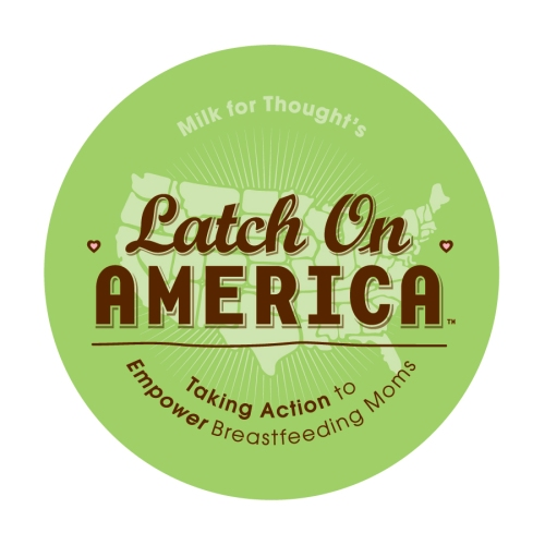 Latch on America tour logo