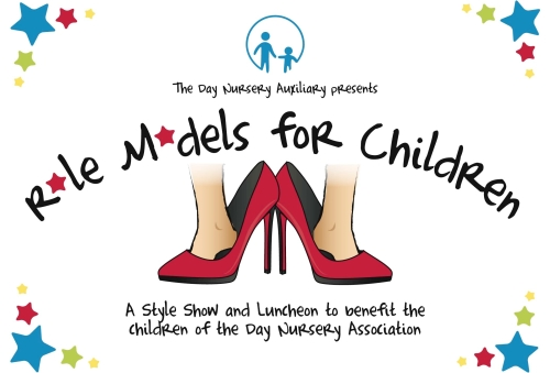 Day Nursery Auxiliary Fashion Show logo