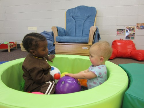 Day Nursery Indianapolis toddlers