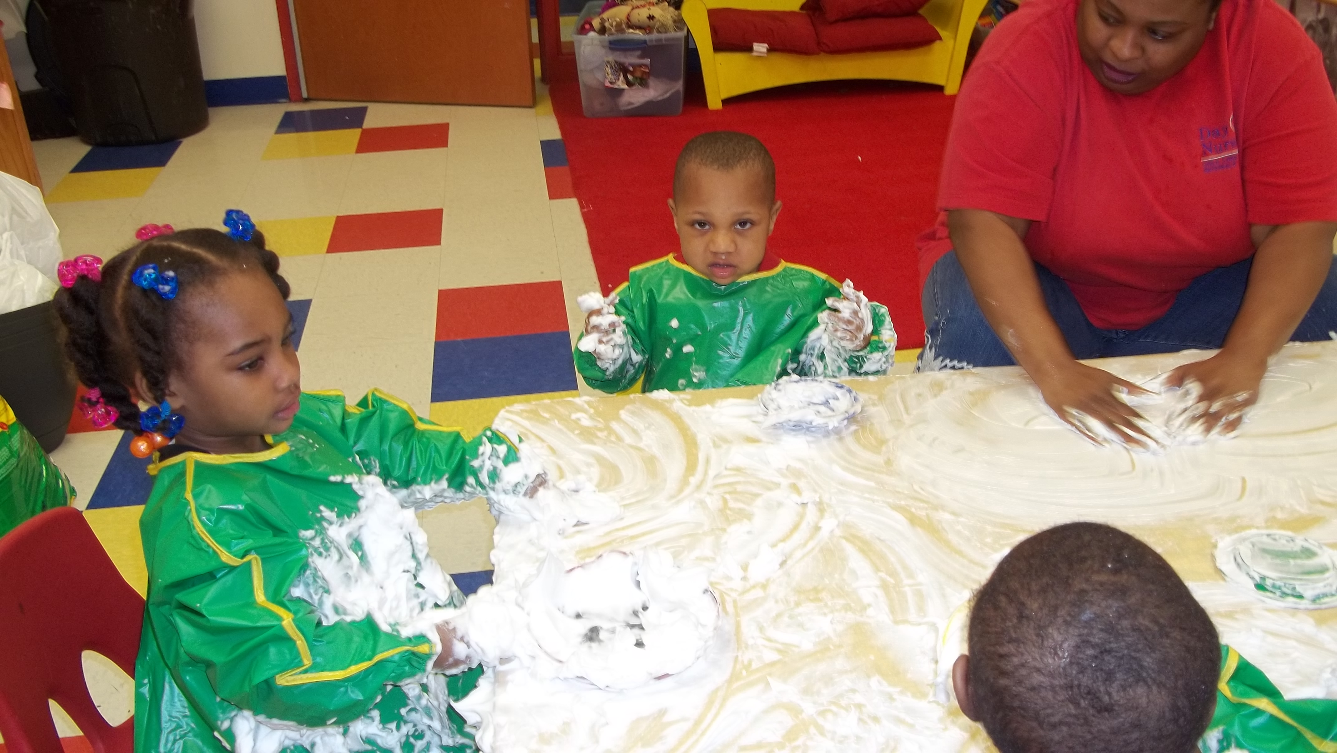 Sunny Days Offer Fun Outdoor Activities At Day Nursery Northwest