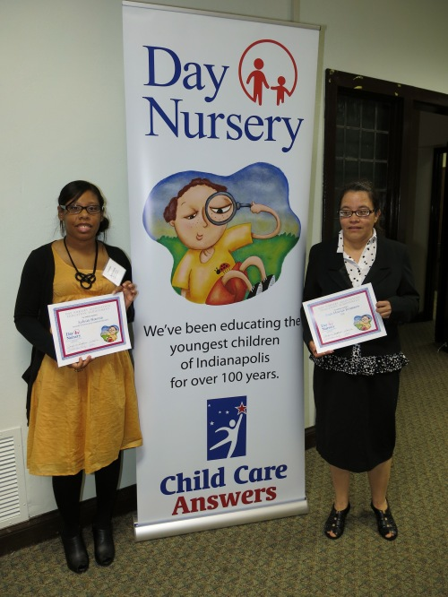 Day Nursery Indianapolis Annual Meeting Educational Achievement Awards