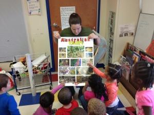 Day Nursery Northwest culture swap
